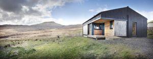 black shed, scotland