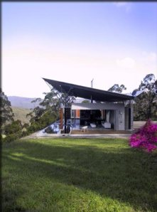 Kangaroo Valley Escape by Alexander Michael Architect