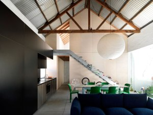 shed style home, sydney by richard peters